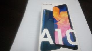 Celular Samsung A10 Esta 0 Km 32 Gb