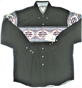 Camisa Country Roper Cowboys Turtle Talla X L