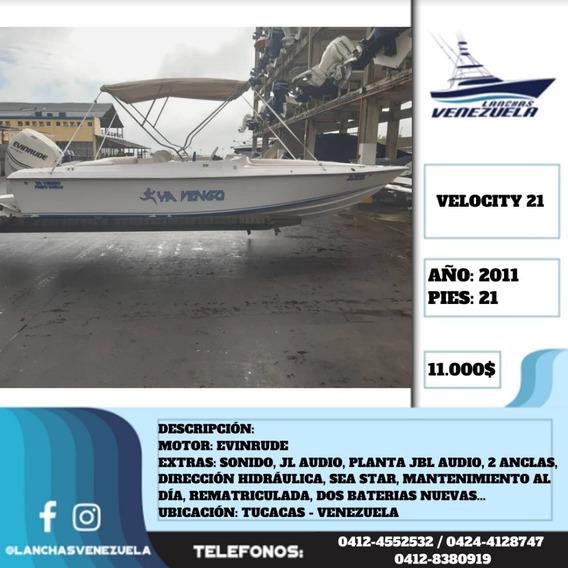 Lancha Velocity 21 Lv503