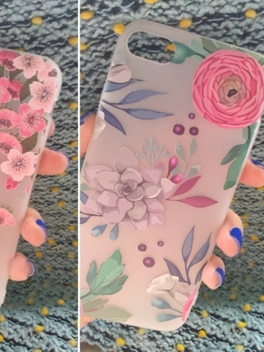 Forro Protector iPhone SE 2020