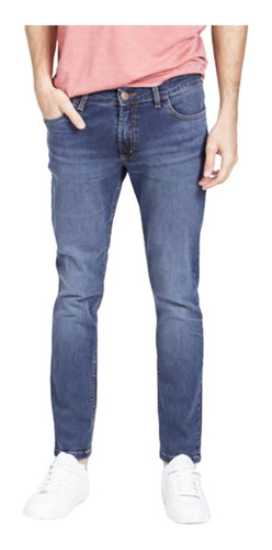 Jean Rusty Frankys Hombre Skinny Fit