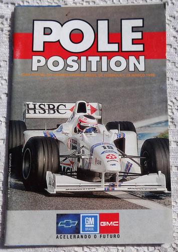 Pole Position Nº 13 Guia Oficial Gp Brasil F 1 Schumacher
