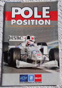 Pole Position Nº 13 - Guia Oficial Do Gp Brasil De F 1 -1998