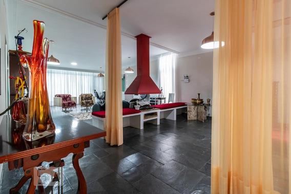 Casa Com 4 Dormitórios E 4 Garagens - Id: 892949571 - 249571