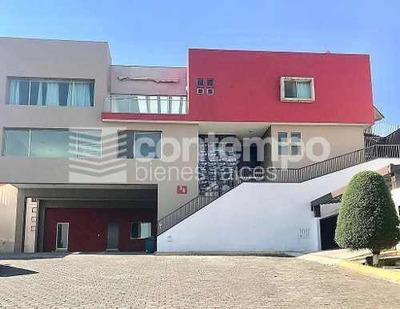 Moderna, Amplia Y Muy Iluminada Casa En Renta En Loma De Vallescondido