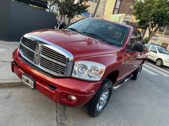 Dodge Ram 5.9 2500 Laramie Quadcab 4x4 2009 Liquido !!!!!