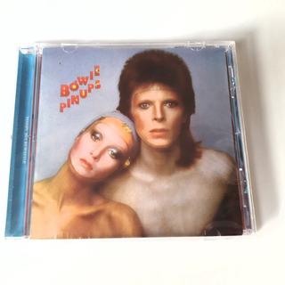 Cd David Bowie Pinups Nuevo Y Sellado