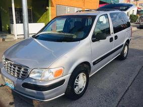 Chevrolet Venture Minivan Base Corta At 2000