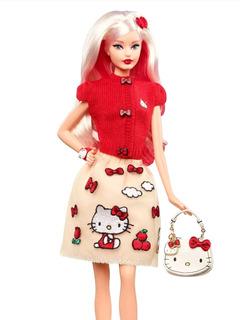 Barbie Hello Kitty Edición Especial
