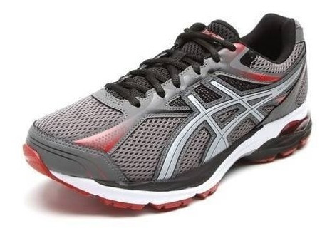Tênis Masculino Asics Gel Equation 9a - Cinza/preto