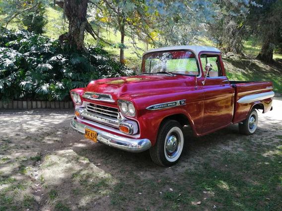 Chevrolet Apache Fleetside 1959