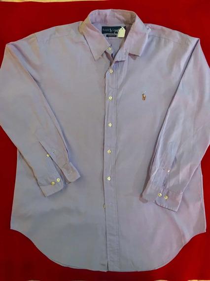 Camisa Polo Ralph Lauren 100% Original Talla Xl/no Lacoste