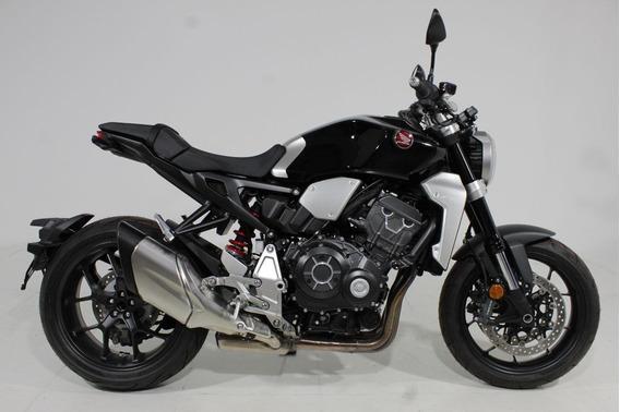 Honda Cb 1000 R Abs 2019 Preta