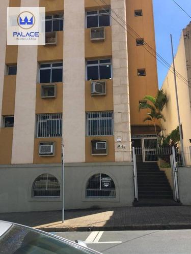 Sala Para Alugar, 56 M² Por R$ 700/mês - Centro - Piracicaba/sp - Sa0096