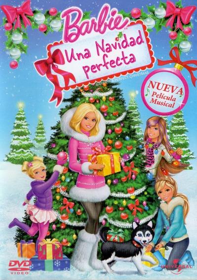 Barbie Una Navidad Perfecta Pelicula Dvd
