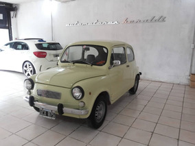 Fiat 600 1978 Impecable / Permuto / Financio
