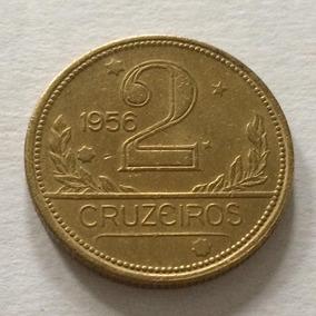 Moeda 2 Cruzeiros 1956