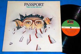 Passport - Man In The Mirror - Lp - 1983