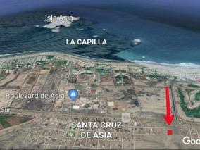 Permuto 2 Terrenos En Asia, Santa Cruz Km. 97 Panamer. Sur