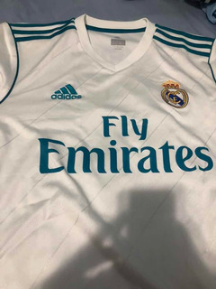 Camisa Real Madrid 2017/2018 Original