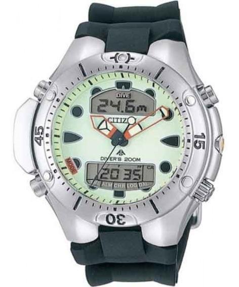 Relógio Citizen Masculino Aqualand Promaster Água Tz10128m
