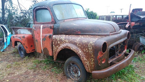 Dodge Fargo Desoto 1950 Pick Up F100 F1