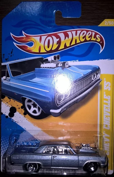 Hw - Hot Wheels - Chevy Chevelle 64 - 1/64