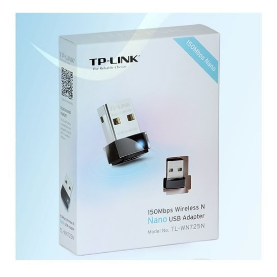 Rosario Placa De Red Usb Wifi Tp Link 725 150mbp Inalambrica