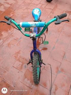 Bici Rodado 14/16