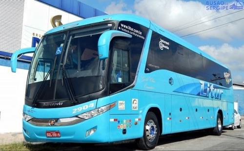 Ônibus Marcopolo Gv 1200 - Chassis Volvo - K380cv -2014/2015