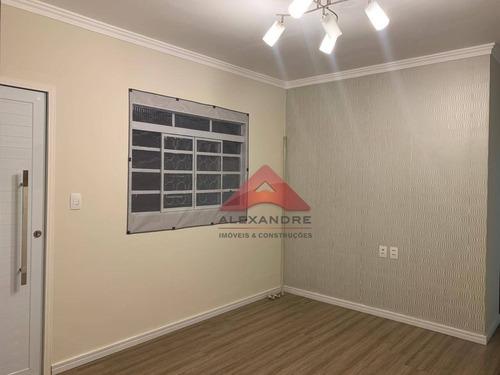 Casa Com 2 Dormitórios À Venda, 59 M² Por R$ 250.000,00 - Parque Novo Horizonte - São José Dos Campos/sp - Ca4651