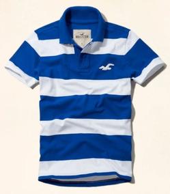 Camisa Polo Hollister Boneyard Beach