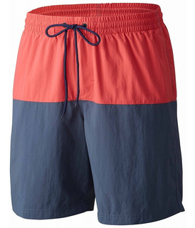 Short De Baño Columbia Lakeside Leisure Short Ii Hombre