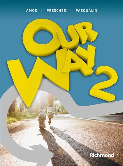 Livro Our Way 2 (8ª Edição) Richmond