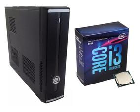 Computador Desktop Intel Core I3-8100 8gb Ddr4