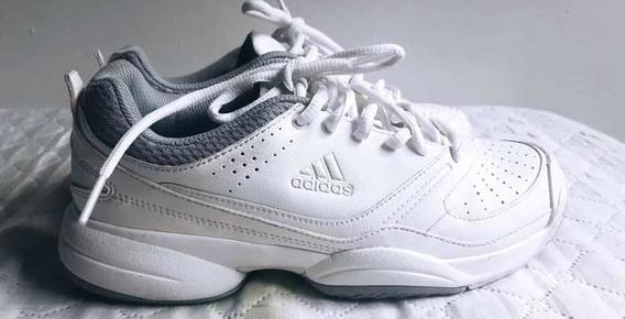 Tênis adidas - Couro