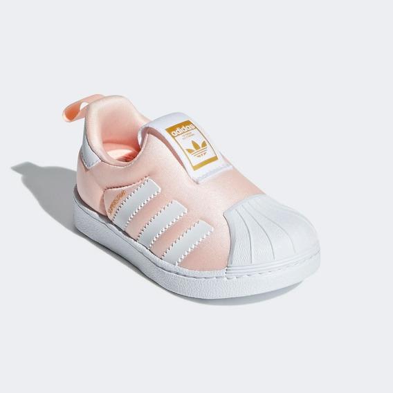 Zapatillas adidas Para Niños Superstar 360 Rosa