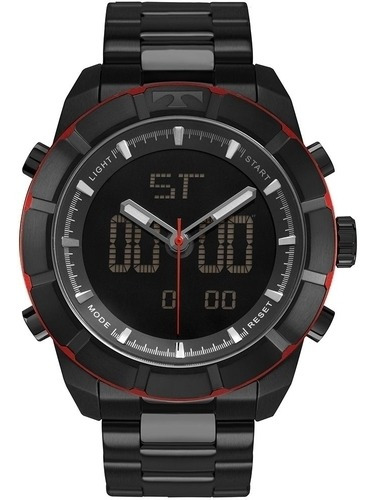 Relógio Technos Masculino  Preto Bj3340aa/4p