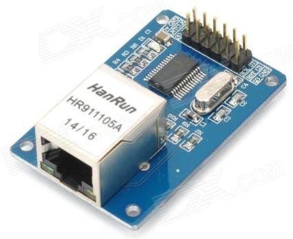 2x Módulo Ethernet Enc28j60 Arduino Pic Avr