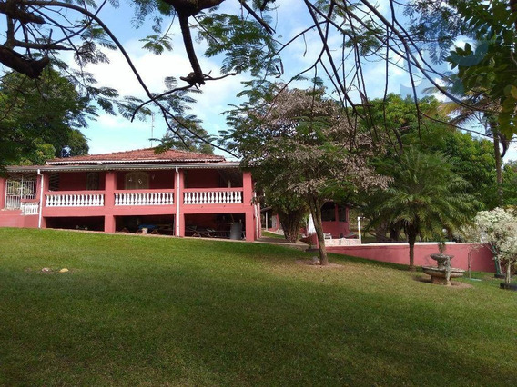 Chácara Residencial À Venda, Loteamento Águas De São Pedro, Águas De São Pedro. - Ch0009