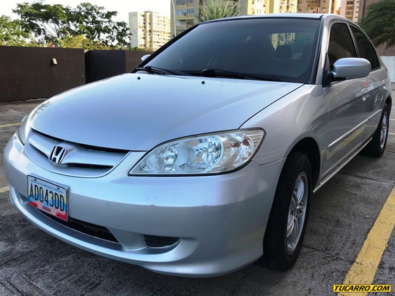 Honda Civic Lx - Sincrónica