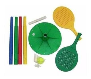 Juego Tenis Orbital + Accesorios De Tenis Niños Jardin