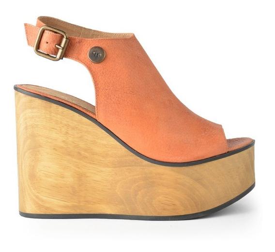 Zapatos De Mujer Sandalias Zuecos Elba - Ferraro
