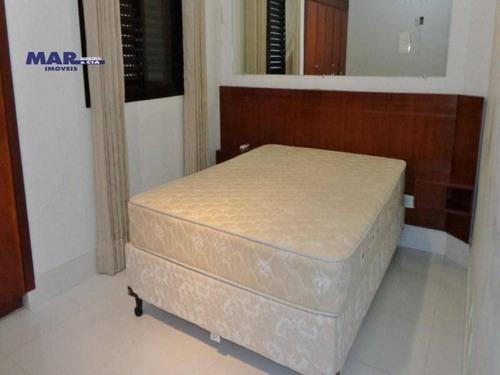 Imagem 1 de 11 de Apartamento Residencial À Venda, Jardim Las Palmas, Guarujá - . - Ap8774