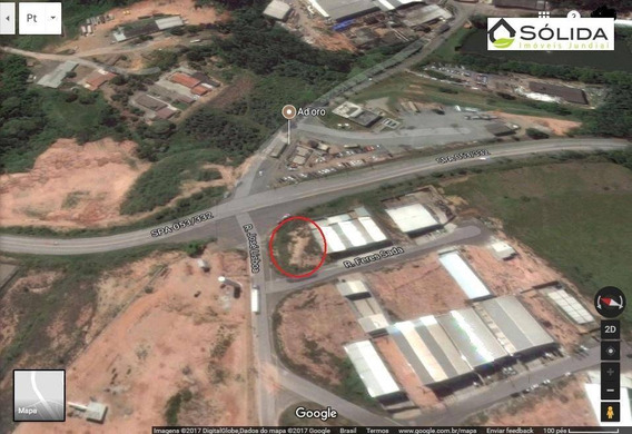 Terreno Industrial À Venda Em Várzea Paulista, Região De Jundiaí. - Te0006