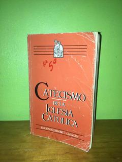 Libro, Catecismo De La Iglesia Católica - Caracas.
