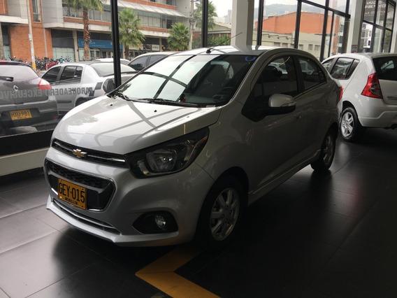 Chevrolet Beat Mt 1.2 Gris Estrella 2019 Gey015