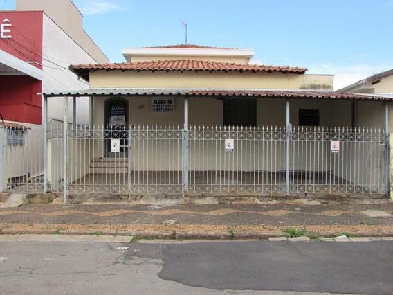 Casa Para Aluguel, 2 Quartos, Jardim São Paulo - Americana/sp - 4442