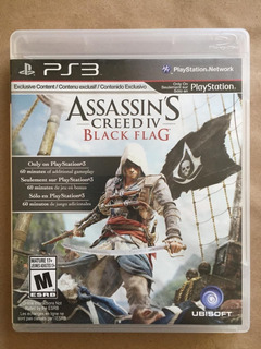 Assassins Creed Iv Black Flag Ps3. Envíos Todo Chile