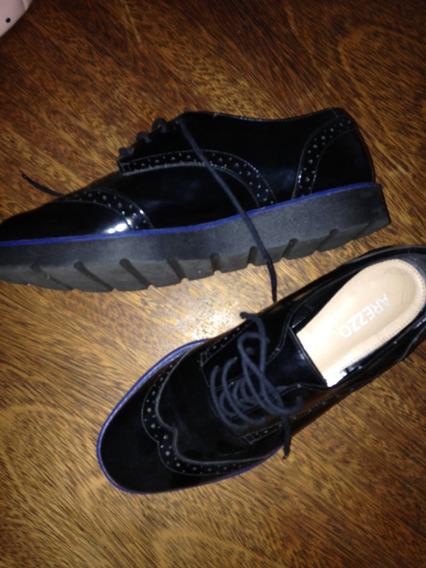Sapato Oxford Arezzo